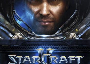 Бокс-арт StarCraft 2: Wings of Liberty