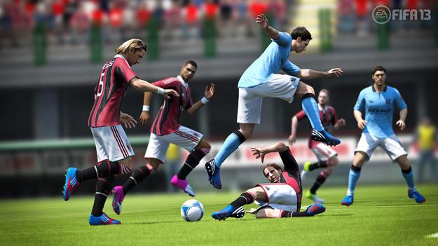 FIFA 13 стала самой реализуемой игрой недели в Англии