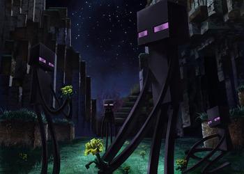 Скриншот Minecraft
