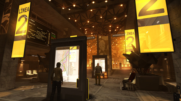 Square Enix произвела игру Deus Ex: The Fall на базе iOS