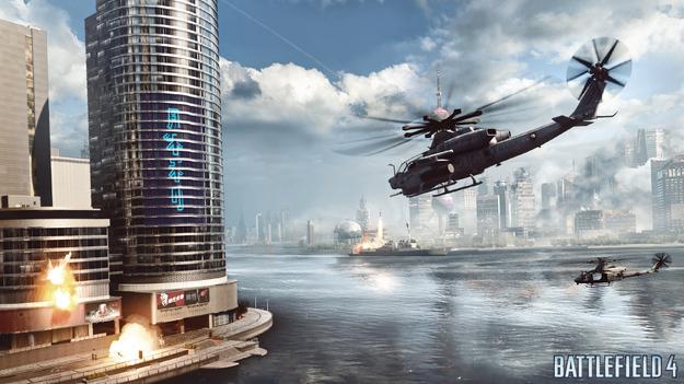 Мультиплеер игры Battlefield 4 разведут крупными спортивными мероприятиями