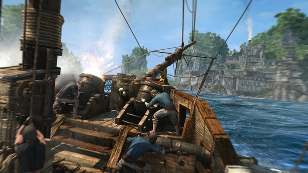 Ubisoft обещала игрокам Assassin'с Creed IV: White Flag сделать технологию стелса более дешевой и ясной