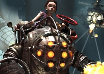 Снимок экрана BioShock