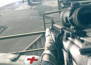 Красный Крест запретили показывать в играх