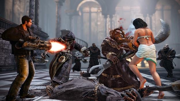 Опубликован новый ролик и информация об игре Painkiller: Hell & Damnation