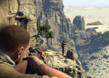 Снимок экрана Sniper Elite 3