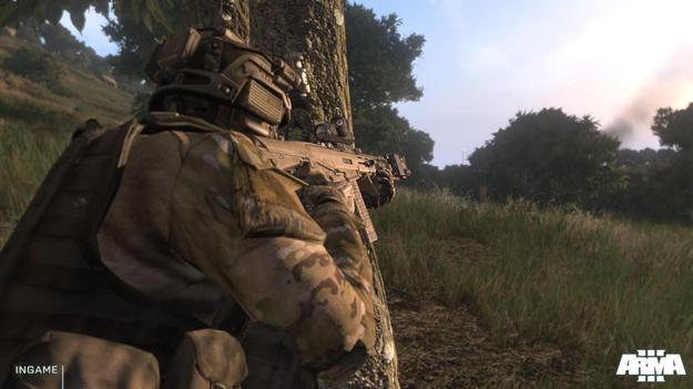 Игру Arma 3 выпустят только в сети Steam