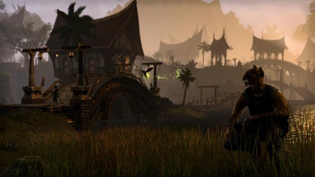В интернете возникла новая информация об игре The Elder Scrolls On-line