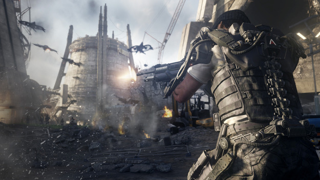 Действие игры Call of Duty: Advanced Warfare разворачивается в 2054 году - Изображение 1