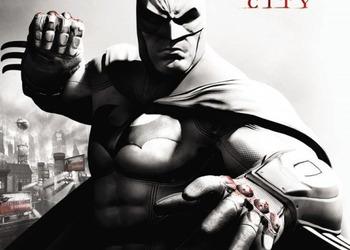 Бокс-арт Batman: Arkham City