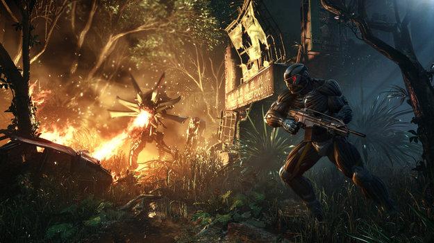 Crytek готовит эксклюзивный графический контент для РС версии игры Crysis 3