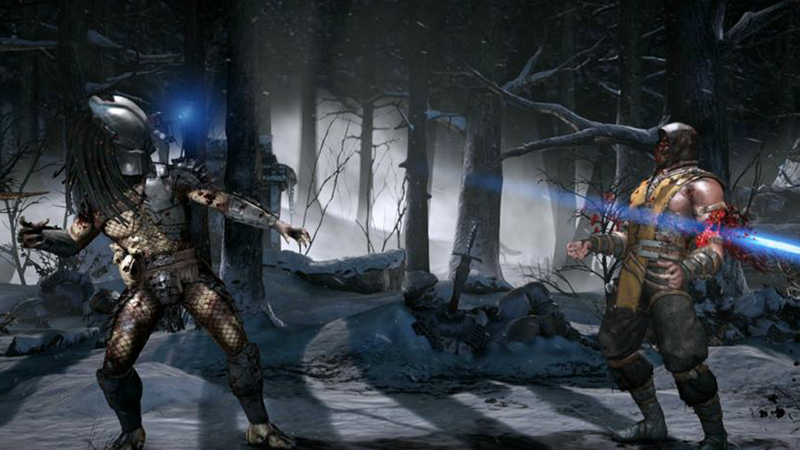 Mortal kombat ролевая игра запретный лес ролевая игра