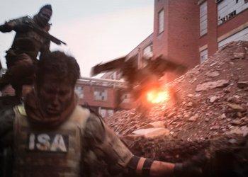 кадр из фильма Killzone: Extraction