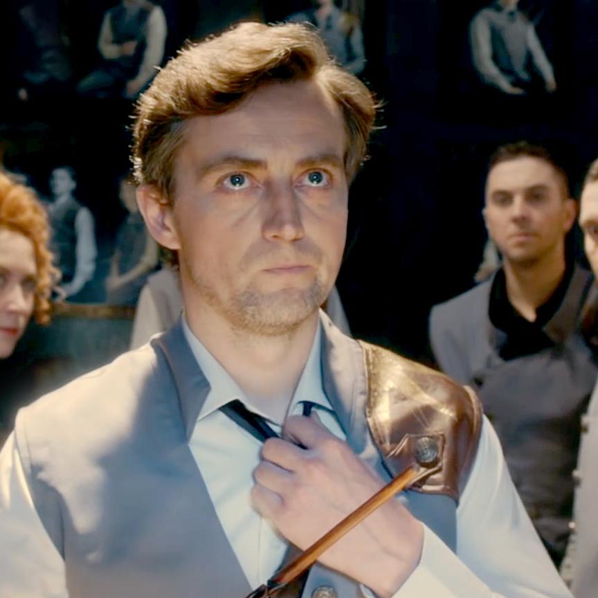 «Магия превыше всего»— Трейлер русского короткометражного фильма помотивам вселенной Гарри Поттера