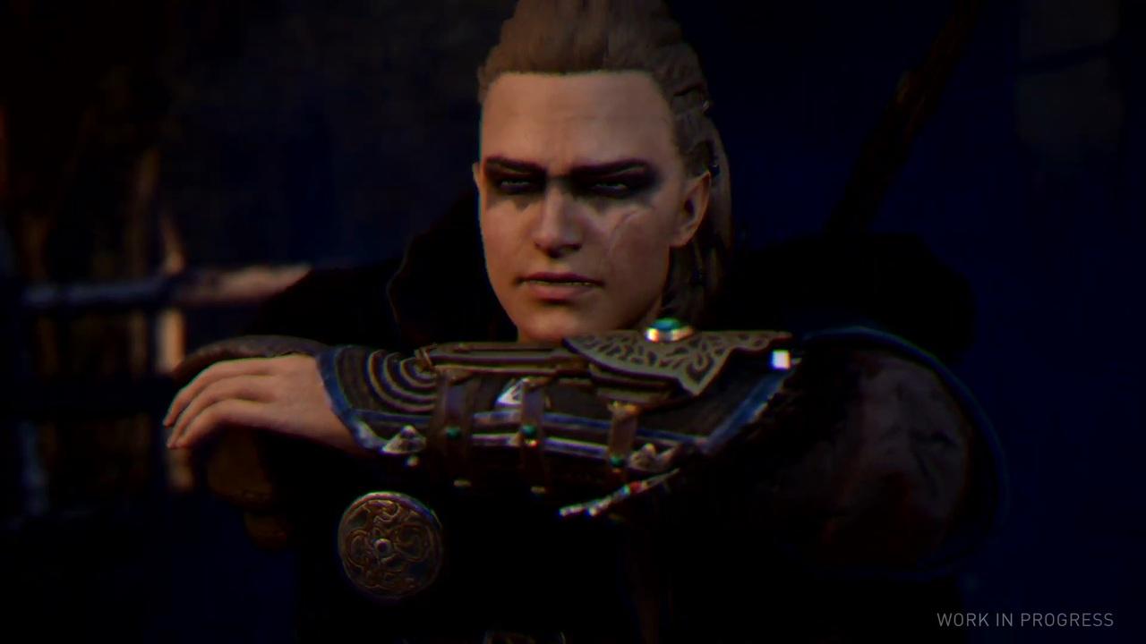 Assassin S Creed Valhalla Слитое Видео