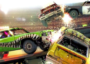 Скриншот DiRT: Showdown