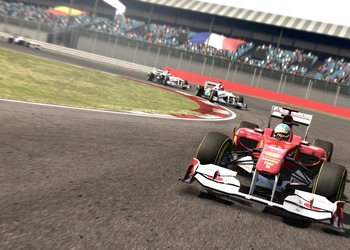 Скриншот F1 2011