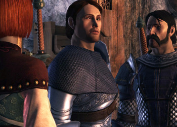 Снимок экрана Dragon Age