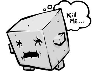 Концепт-арт Tofu Boy