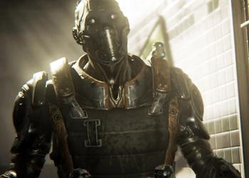 Снимок экрана демонстрации Unreal Engine 4
