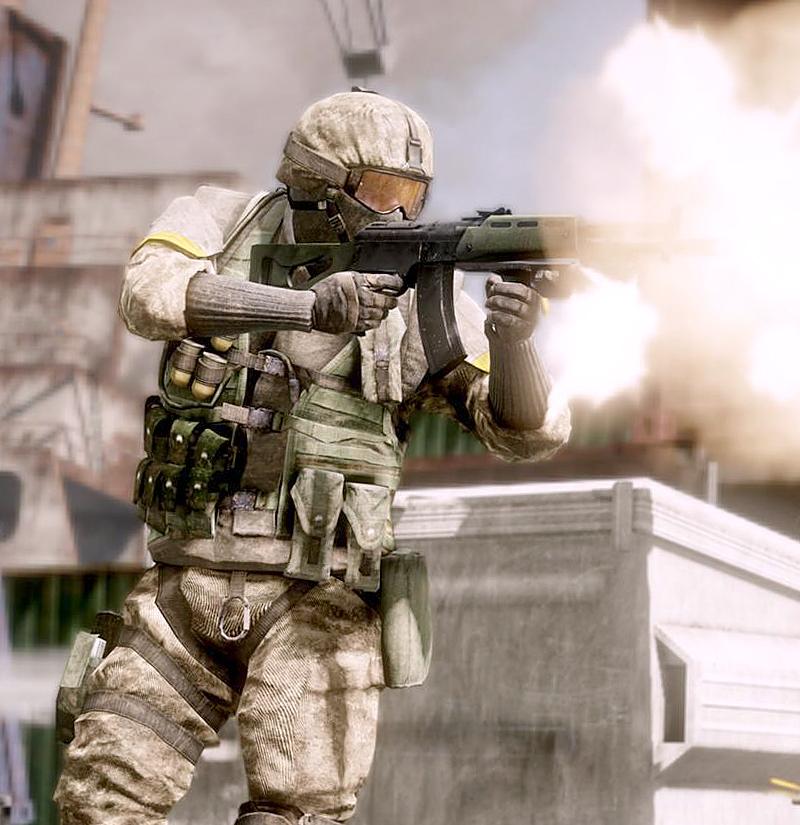 Battlefield 2 Karkand выпустили с реалистичной графикой и предлагают получить бесплатно