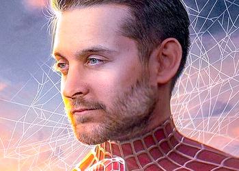 Тоби Магуайр Человек-паук 3: Нет пути домой
