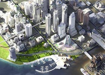 Предполагаемый скриншот SimCity 5