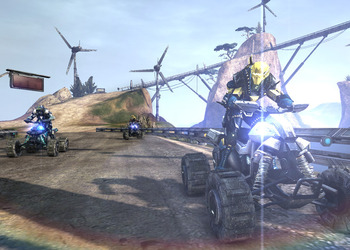 Снимок экрана Defiance