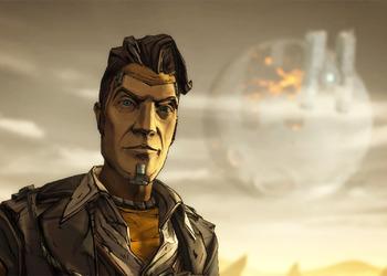Снимок экрана Borderlands 2