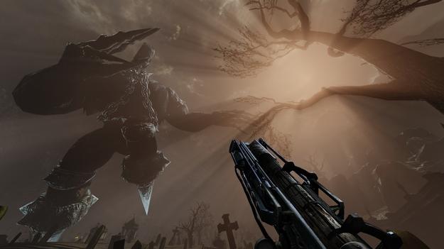 Разработчики Painkiller: Hell and Damnation выпустили новый трейлер к игре
