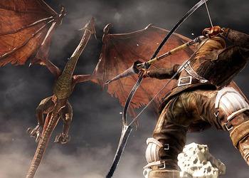 Снимок экрана Dark Souls 2