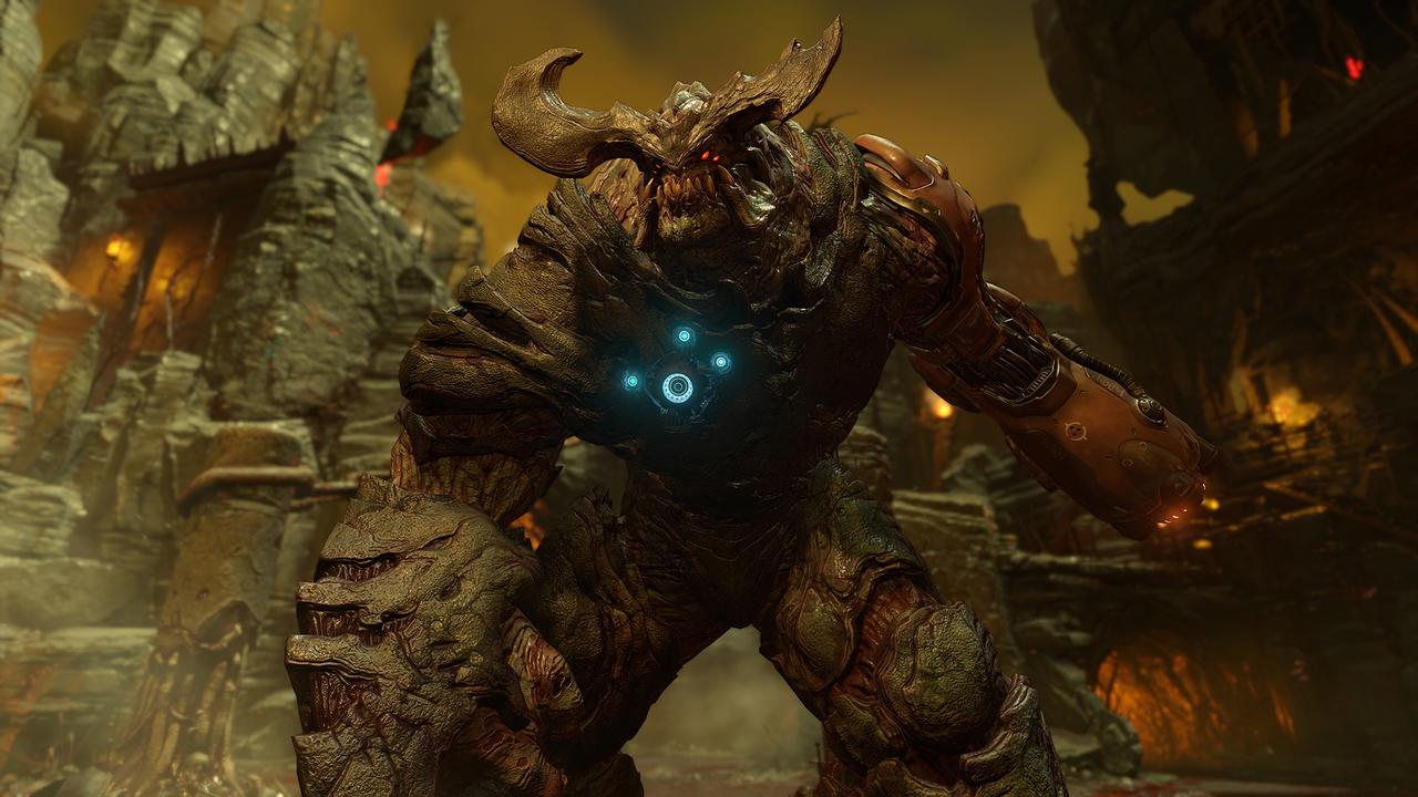 Doom (2016) PC - Скриншот 2