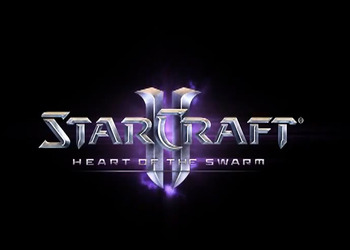 Логотип StarCraft II: Heart of the Swarm