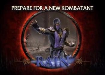 Коцепт-арт Mortal Kombat