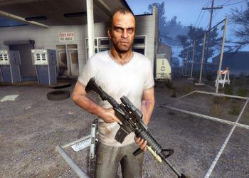 Снимок экрана Тревор в Left 4 Dead 2