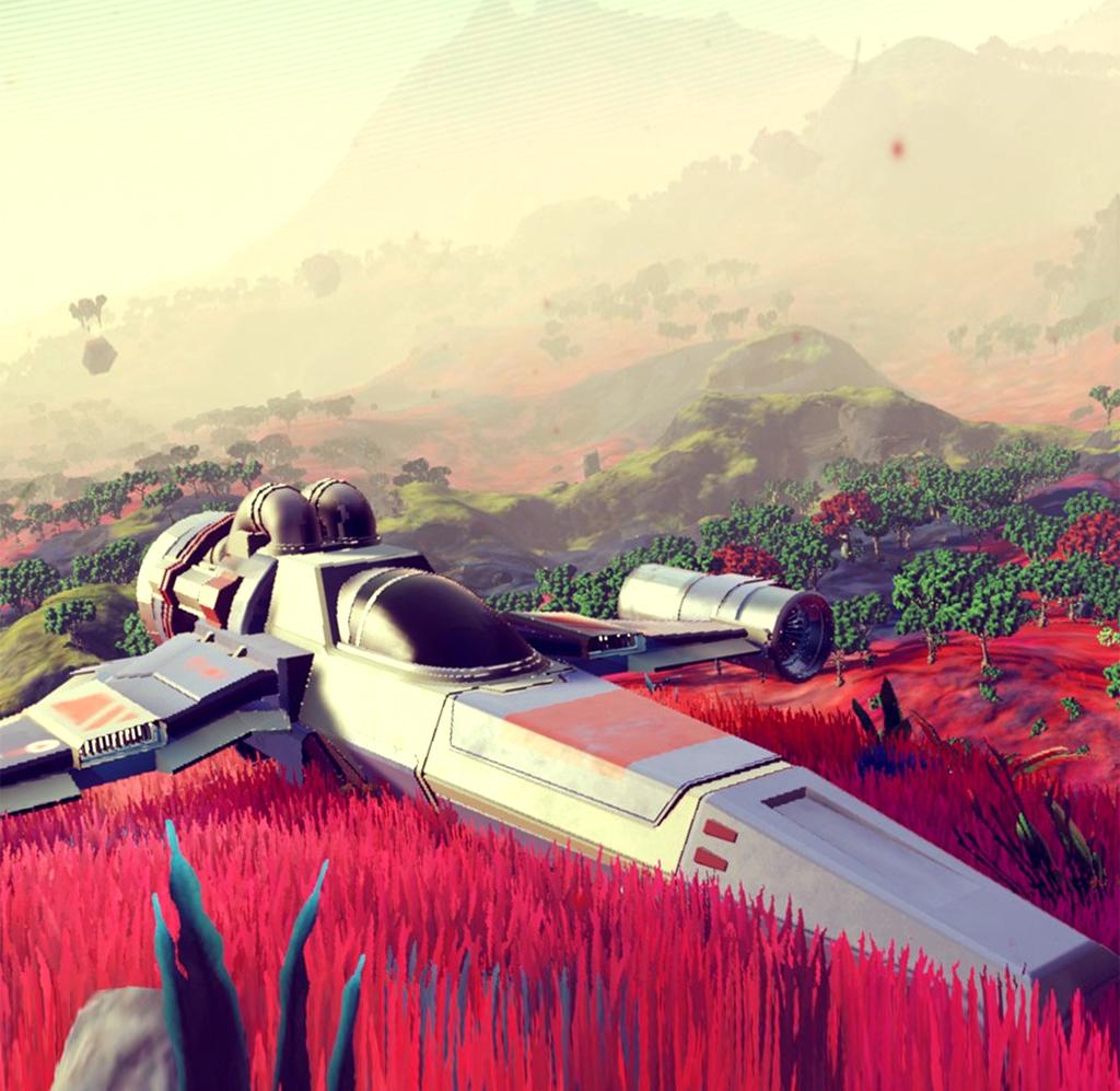 Создатели No Man's Sky исправили критические проблемы в PC версии игры