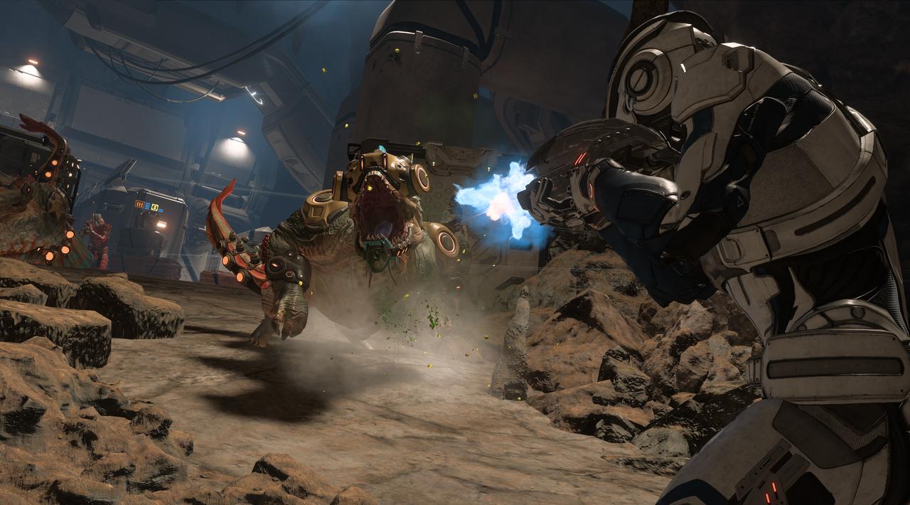 Пираты взломали Mass Effect: Andromeda еще раз, с новой защитой Denuvo