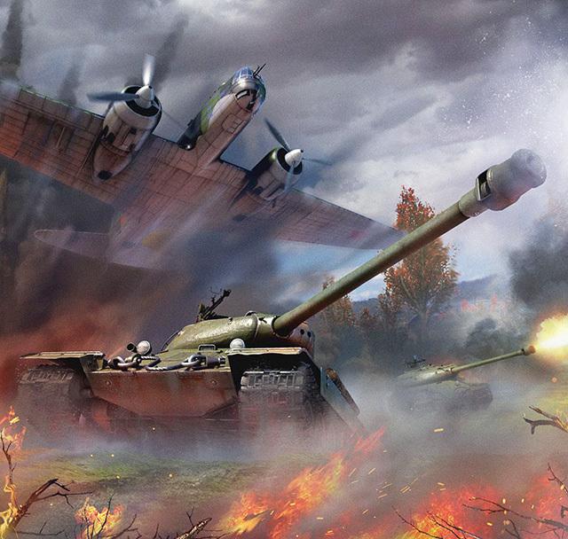 «Штурм» принес вWar Thunder кооперативный режим, новую технику икарты