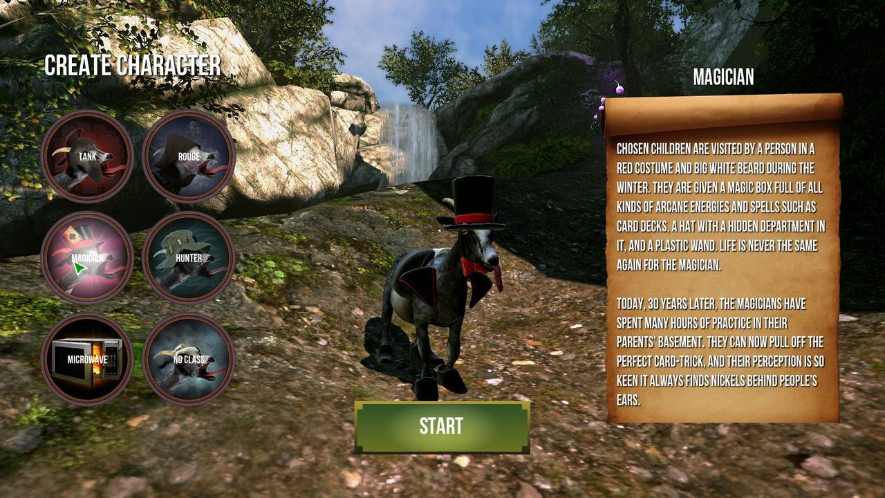Goat Simulator превратят в ММО с новым обновлением игры