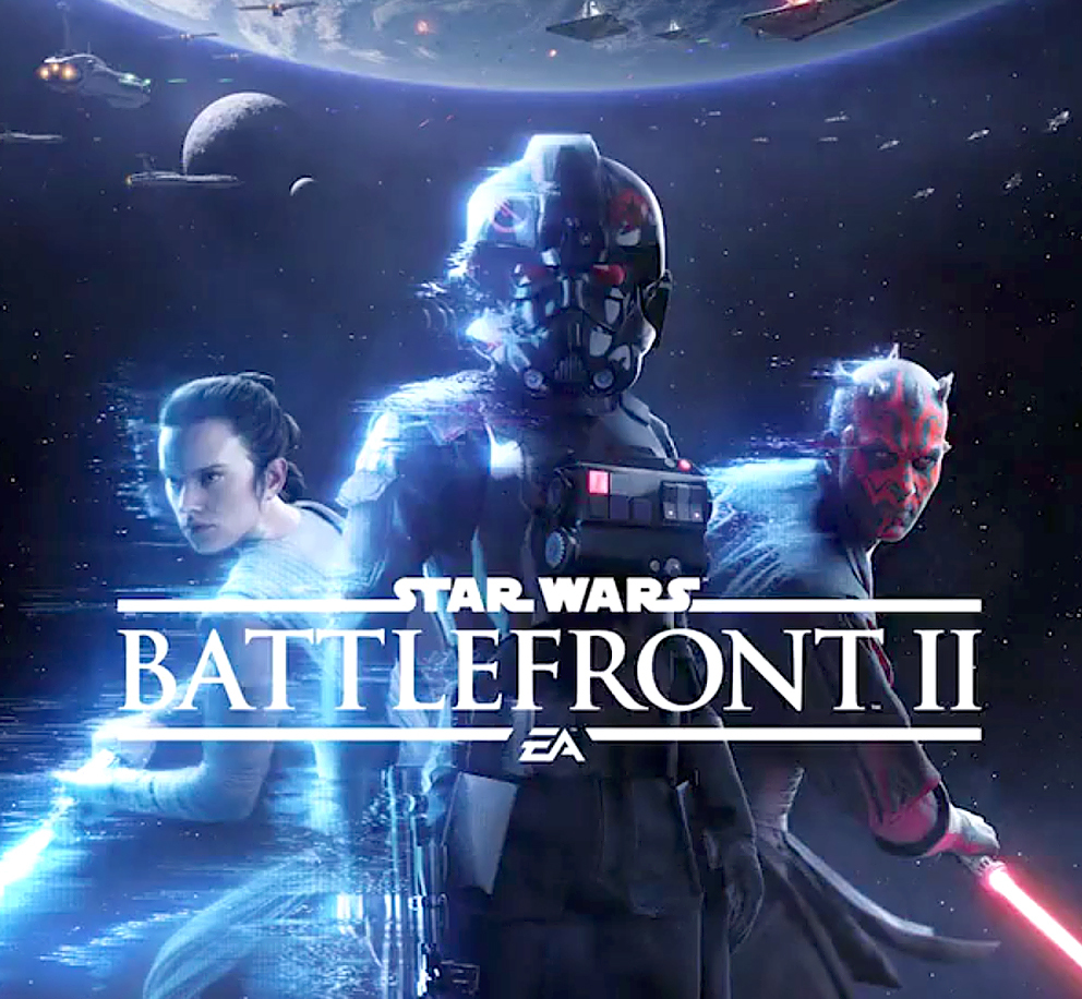 Star Wars Battlefront 2: трейлер геймплея заЙоду