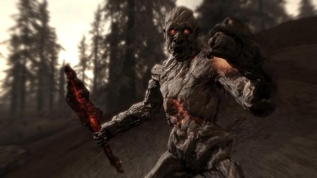 Bethesda выпустит апгрейт Dragonborn первым для PS3 версии игры Skyrim