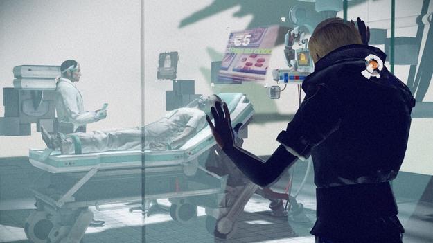 Создатели Remember Me сделали спортивную технологию развлекательного сопровождения в игре