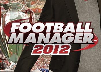 Бокс-арт Football Manager 2012