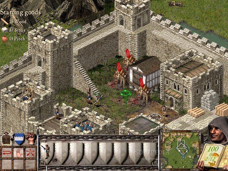 stronghold 1 через торрент