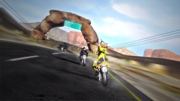 Новая игра Road Redemption будет завещанным преемником Road Rash