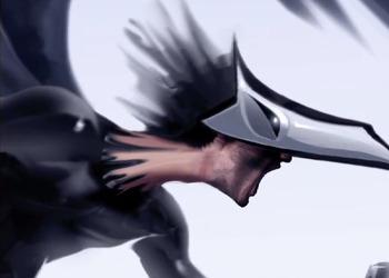 Концепт-арт Silent Enemy