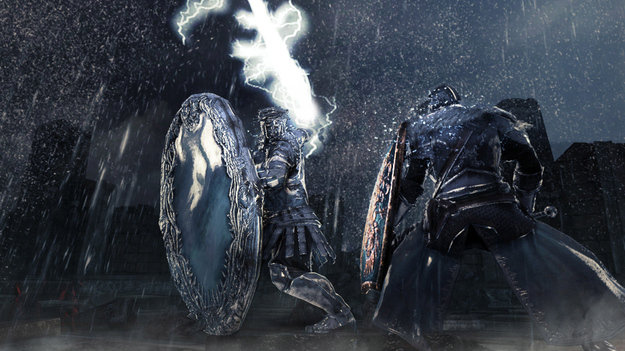 Создатели Dark Souls 2 обещали, что игра не будет легче прошлой части серии
