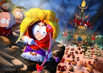 Арт South Park: The Stick of Truth