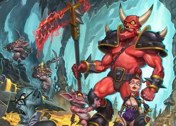 Снимок экрана Dungeon Keeper