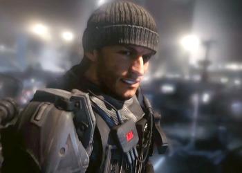 Снимок экрана трейлера Call of Duty: Advanced Warfare